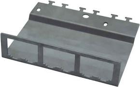 BTR NETCOM Modulträger E-DAT 6x leer 1HE 130922-00-E