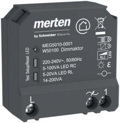 Merten Wiser Dimmaktor 1-fach UP MEG5010-0001