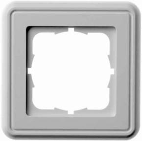 Telegärtner Abdeckrahmen 1-fach f.AMJ, (pw)RAL1013 B00004A0019Y