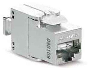 Dätwyler Cabl.DNT Modul KS-TS Cat.6/EA toolless slimline 418054