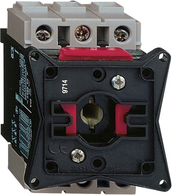Schneider Electric Lasttrennschalter 3p 20A ohne Griff V01