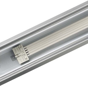 Philips Lighting Tragschiene mit DV 4MX656 492 5x2.5 WH