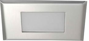 Brumberg Leuchten LED-Bodeneinbauleuchte edelstahl 3xLED weiß 3901W