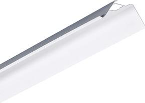 Trilux Reflektor für 58W weiß Ridos 55 ZR/158