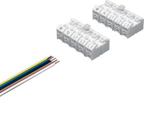 Trilux Innenverdrahtungszubehör für 35/49/80W Oleveon ZLV 5x1500