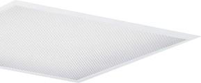 Trilux Wannen-Einbauleuchte prism T16 4x14W EVG IP20 ENTERIO M84 PA 414 E