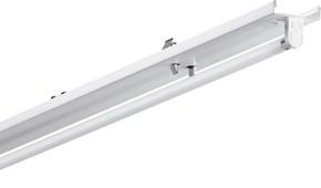 Trilux Geräteträger Stahlblech weiß IP20 7651/35/49/80 E