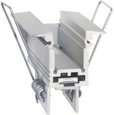 Barthelme Montagehalter für Alu-T-Profil 62399705