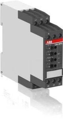 ABB Stotz S&J 3-Phasenüberwachungsrelais 2W 30s, 3x160-300VAC CM-MPS.31S