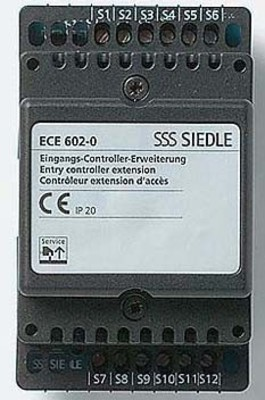 Siedle&Söhne Erweiterung ECE 602-0