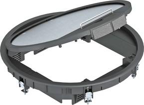 OBO Bettermann Vertr Geräteeinsatz f. Universalmontage GESR9 SR U 9011