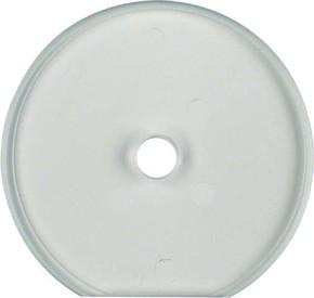 Berker Glasplatte f.Drehschalter/tast. 1094