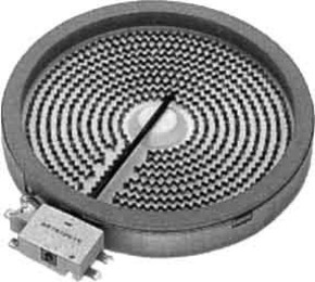 EGO Elektro. HiLight-Heizkörper 1058111004