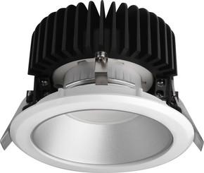 Megatron Downlight weiß für 30W TECO CFX MT 76611