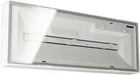 ESYLUX Notleuchte Deckenaufbau 3h ELX 20 LEDi Flat 3h