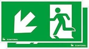 Zumtobel Licht Rettungszeichen 110 RZ-2LRU CROSSIGN #22900360