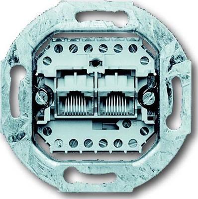 Busch-Jaeger UAE-Doseneinsatz 8/8-polig 0215