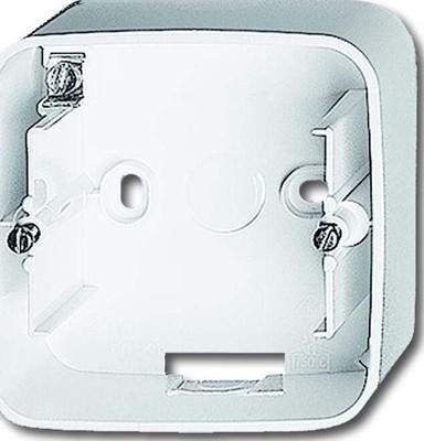 Aufputzgehäuse für Unterputzgerät