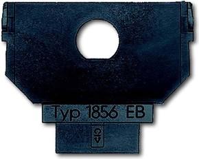Busch-Jaeger Sockel für 1758... f. BNC/TNC Kabelbu. 1856 EB