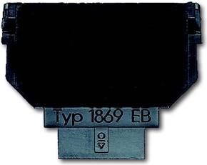 Busch-Jaeger Sockel für 1758... f. UHF-Buchse 1863 EB