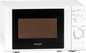 Exquisit Mikrowelle 700W,20L MW 802 weiß