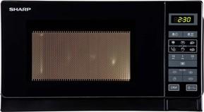 Sharp Mikrowelle R242BKW
