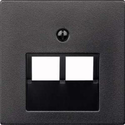 Merten Zentralplatte anthrazit für UAE-Einsatz 298014