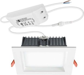 ESYLUX LED-Downlight 3000K IDLELS32 #EO10300301