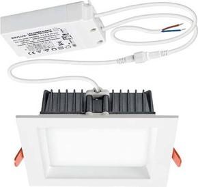 ESYLUX LED-Downlight 4000K ELSA Squ #EO10300431