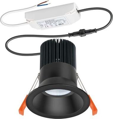 ESYLUX LED-Downlight 3000K STINA DL #EO10304026