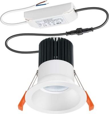 ESYLUX LED-Downlight 3000K STINA DL #EO10304125