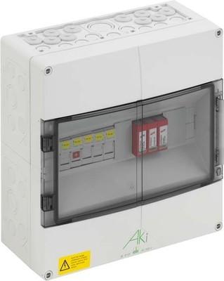 Spelsberg Generator-Sicherungsgeh. GS6 1000-50 ÜSS