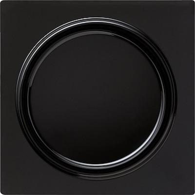Gira Tast-Wechselschalter schwarz S-Color 012647