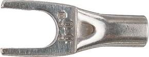 Klauke Rohrkabelschuh 2,5qmm Gabelform 93C/6