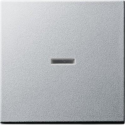 Gira Wippe aluminium mit Kontroll-Fenster 029026