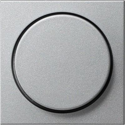 Gira Dimmer-Abdeckung aluminium System55 065026