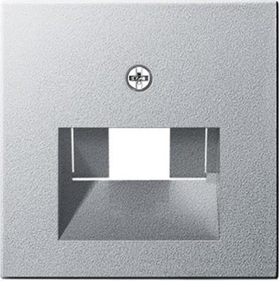 Gira Zentralplatte UAE/IAE aluminium System55 027026