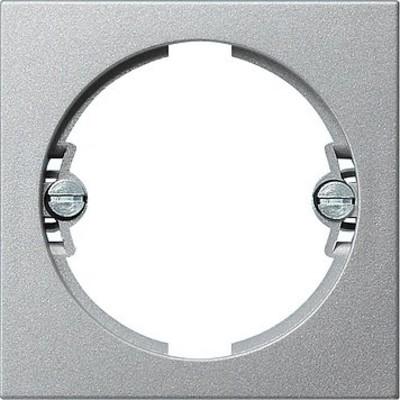 Gira Abdeckung Lichtsig. aluminium System55 066026