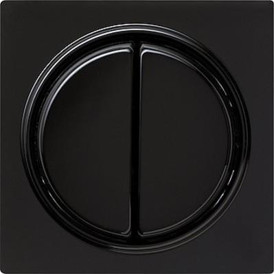 Gira Wippe Seriensch. schwarz 029547
