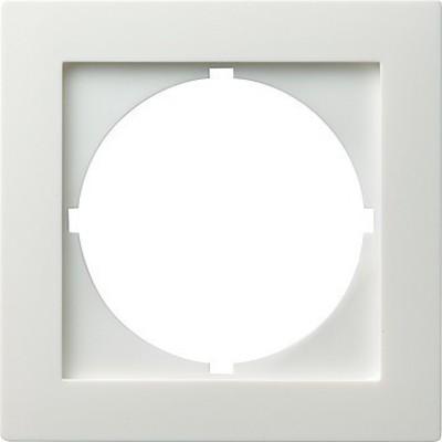 Gira Zwischenplatte (rund) reinweiß S-Color 028140