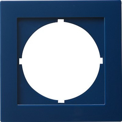 Gira Zwischenplatte (rund) bl S-Color 028146