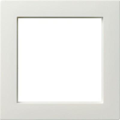 Gira Zwischenplatte (quad) reinweiß S-Color 028240