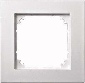 Merten Rahmen 1-fach pws 486119
