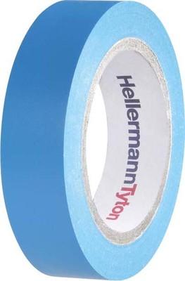 HellermannTyton PVC Isolierband blau Flex 15-BU15x10m