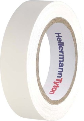 HellermannTyton PVC Isolierband weiss Flex 15-WH15x10m