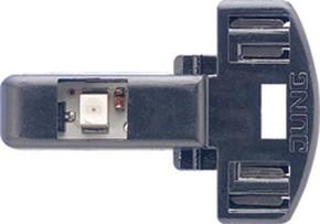 Jung LED-Leuchte rt 230V ca.1,1mA 90-LED RT