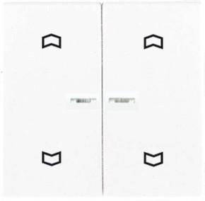 Jung Wippe Symbole/Lichtl.alu für Taster AL 2995 KO5MP