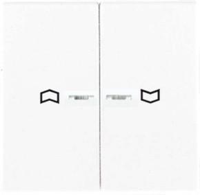 Jung Wippe Symbole/Lichtl.alu für Taster AL 2995 KO5P
