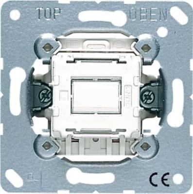 Jung Tastschalter 10AX 250V Aus 2-pol. 502 TU