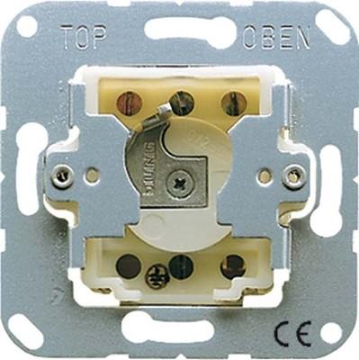 Jung Schlüsselschalter 16AX 250V 1-pol. CD 106.18 WU